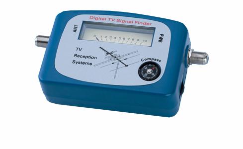Måleinstrument til justering af antenne