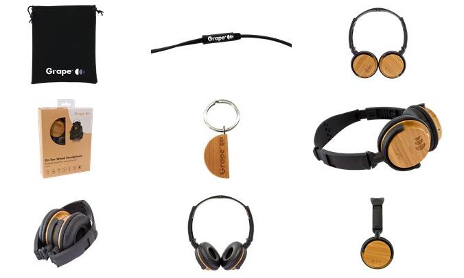Grape O310 headset / hovedtelefoner