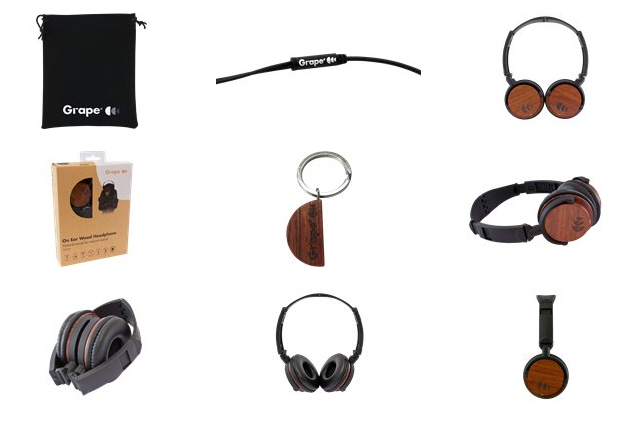 Grape O310 headset / hovedtelefoner
