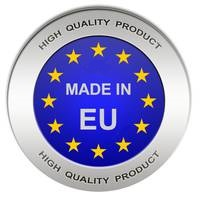 Made in EU - High quality product