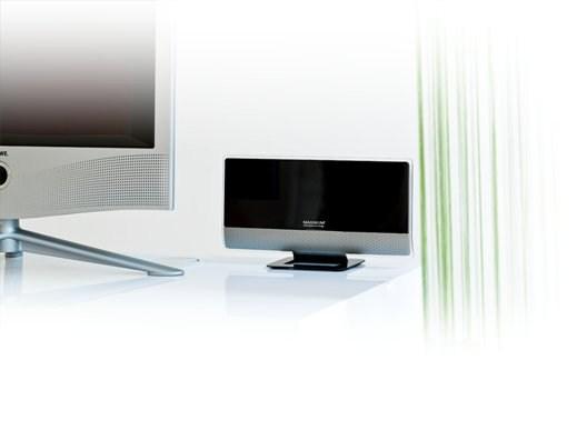 Stueantenne Maximum DA-1500 designantenne for DVB-T/T2 og DAB