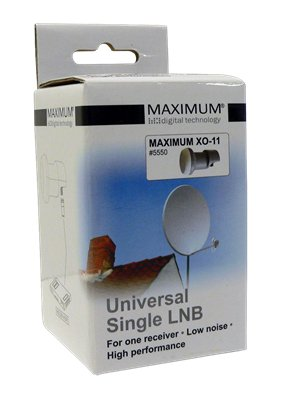 Maximum XO-11 universal single LNB
