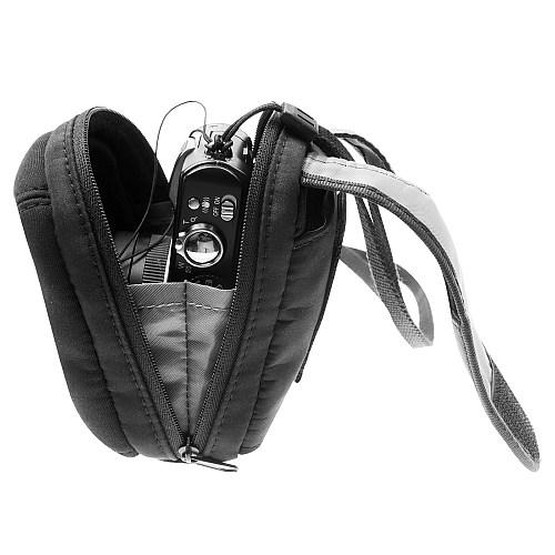 Everki - Focus compact - taske med regnbeskyttelse, til kompaktkamera - sort.